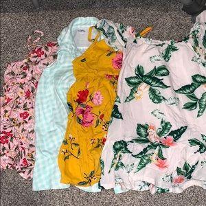 Toddler old navy 2t dress bundle/lot